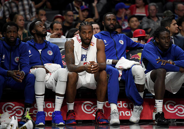 "Clippers Locker Room ""Drama"" Is Overblown"