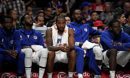 The Ben Maller Show - Clippers Locker Room Drama Is Overblown