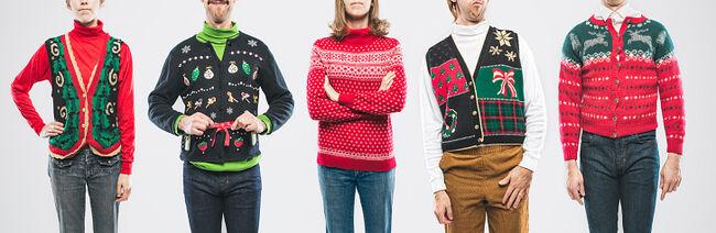 Christmas Sweater People