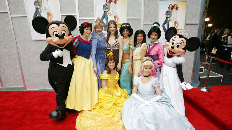 Disney Park Princess 'Ariel' Allegedly Groped by Sex ...