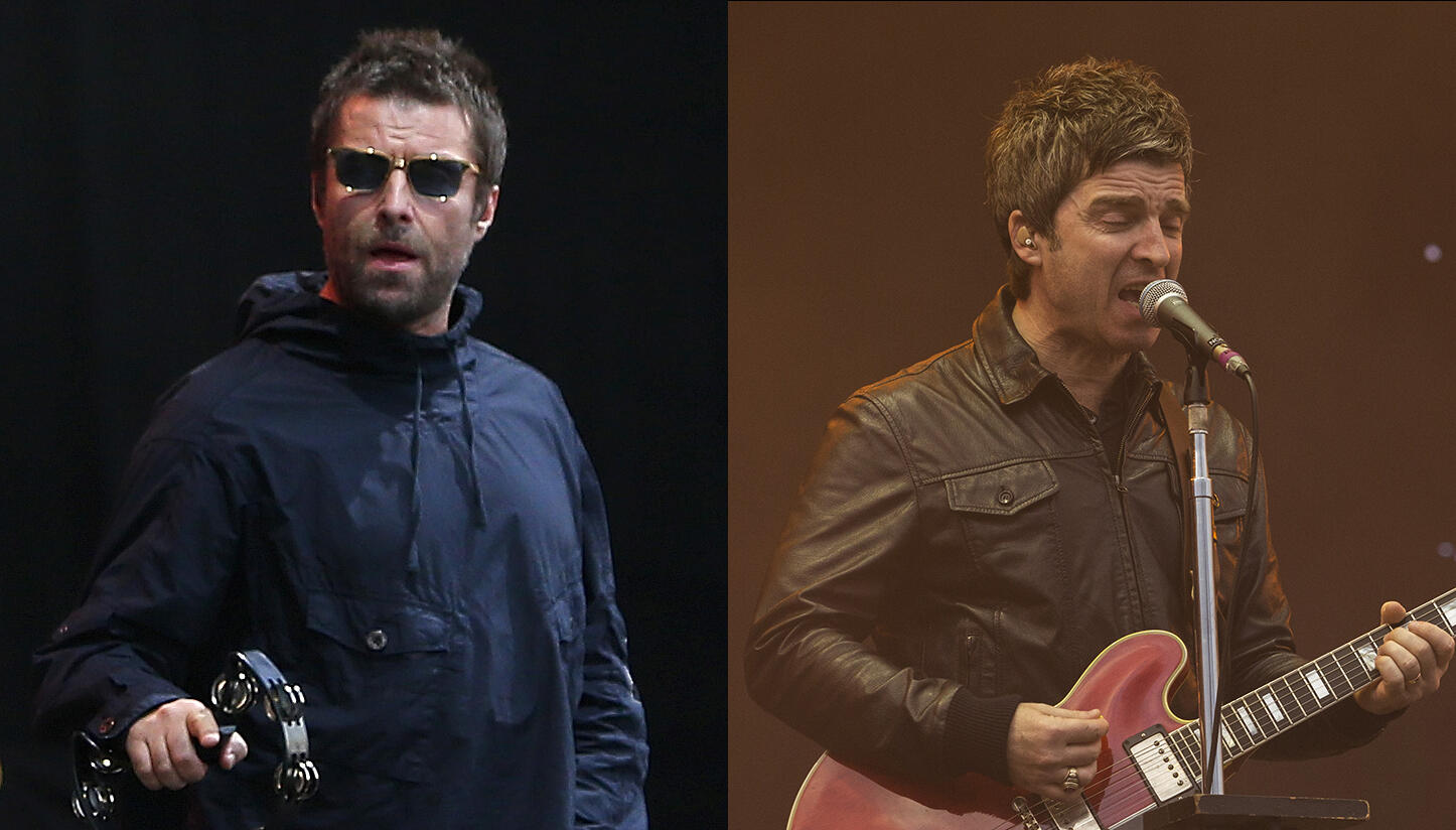 Noel Gallagher On Liam's Twitter Habit: I Guess He's Not Busy Writing Songs