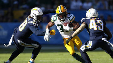 Lucas in the Morning - The Packers offense needs to use the backfield first to be at their best