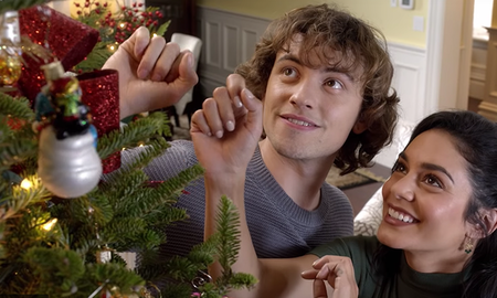 Holidays - First Trailer For Vanessa Hudgens' 'The Knight Before Christmas' Is Here