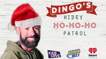 None - Hidey Ho Ho Ho Patrol benefitting Kids to Love | November 16th - 22nd