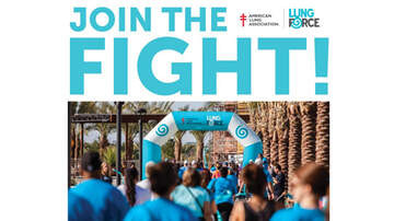 Vegas Happenings - American Lung Association in Nevada LUNG FORCE Walk at Henderson Hospital