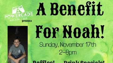 None - A Benefit for Noah
