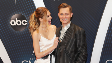 Music News - Frankie Ballard And Wife Christina Are Expecting Their First Child