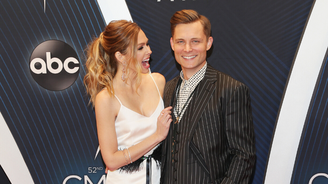 Frankie Ballard And Wife Christina Are Expecting Their First Child