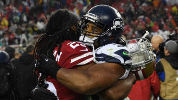 image for Michael Robinson Says The Niners Won't Be Able To Rush Russell Wilson