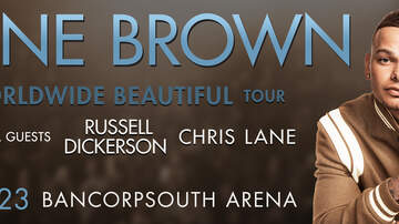 None - Kane Brown with Russell Dickerson and Chris Lane coming to Tupelo!