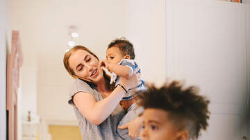 Courtney Lane - Parenting Burns as Many Calories as Doing 43k Burpees a Month!