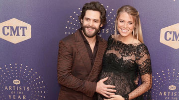 Music News - Thomas Rhett Hints Daughters Might Make An Appearance At The CMA Awards