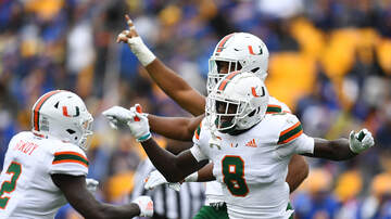 Jeff 'Defo' DeForrest - The Defo Files: Can the Canes and Phins Keep it Rolling Along?!