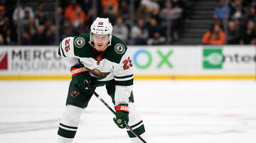 Wild Blog - Wild Held Off By Sharks After Late Surge | KFAN 100.3 FM