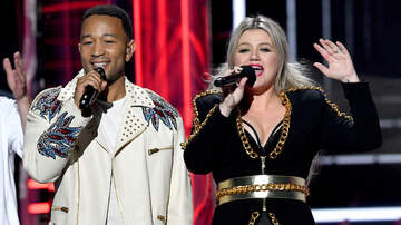 Entertainment News - Hear John Legend & Kelly Clarkson's Updated 'Baby, It's Cold Outside' Cover