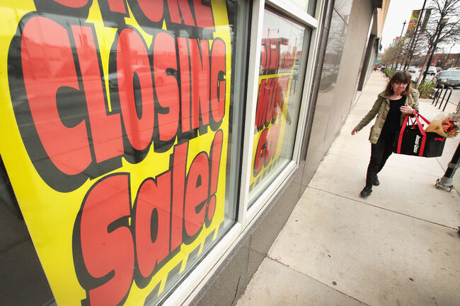 Last Sears Store In Chicago To Close Its Doors