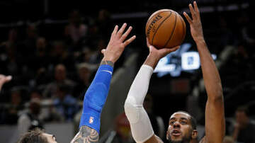 None - Thunder Can't find Answer For Aldridge
