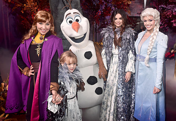 "World Premiere Of Disney's ""Frozen 2"""