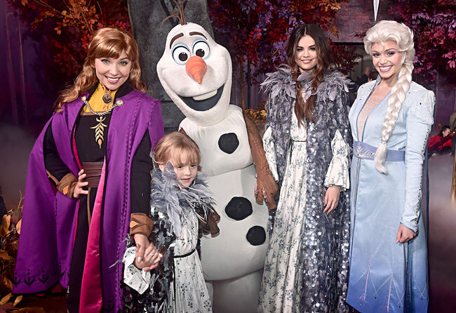 "World Premiere Of Disney's ""Frozen 2"""