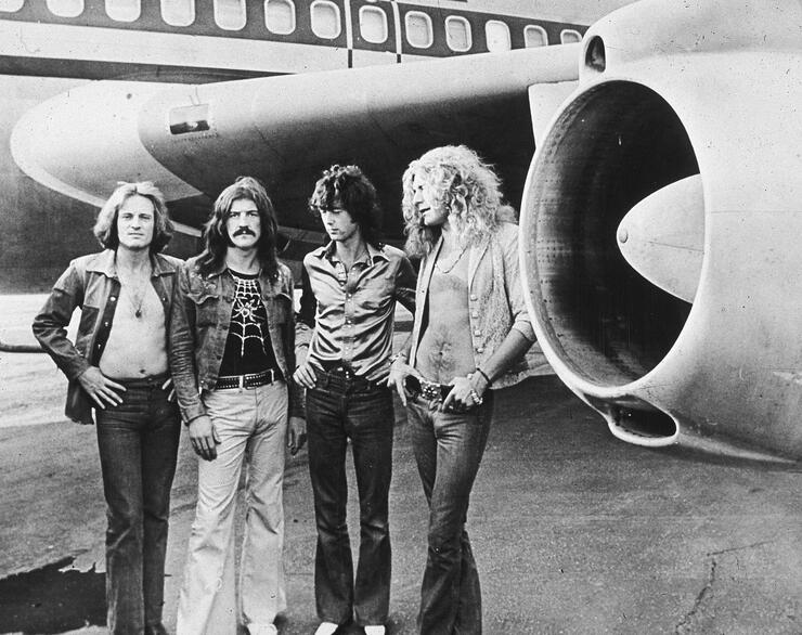 35 Things You Might Not Know About Led Zeppelin IV | iHeartRadio