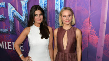 Sisanie - Kristen Bell Uses Anna and Elsa To Resolve Conflict Between Daughters