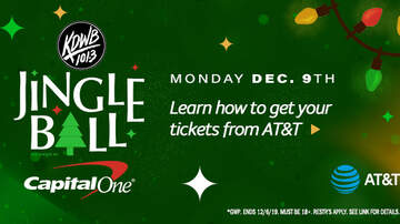 None - Learn how you can get Jingle Ball tickets from AT&T!