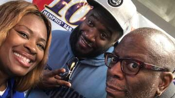 Mike Evans and The Memphis Morning Show - Comedian Corey Holcomb