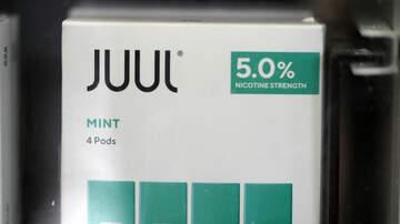 National News - Juul Halts U.S. Sales of Popular Mint Flavored E-Cigarettes