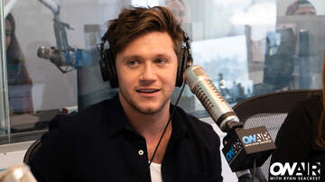 Ryan Seacrest - Niall Horan Jokes About 1D Blond Hair, Reveals What to Expect on Tour
