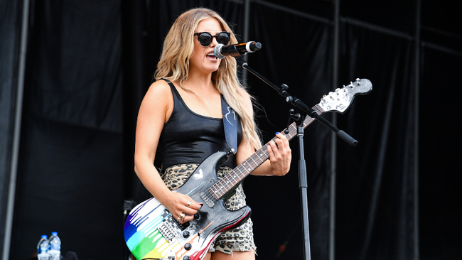 Lindsay Ell Releases Heartfelt New Song 'I Don't Love You'