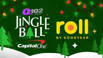 Contest Rules - Roll by Goodyear Wants To Send You And A Guest To Q102's Jingle Ball!