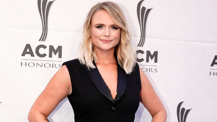 Miranda Lambert Cried When Her Brother Allowed Her To Post Pride Pictures