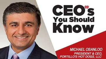 CEO's You Should Know - Michael Osanloo-President & CEO at Portillo's Hot Dogs, LLC