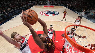 Complete Cavaliers Coverage - Thompson Leads Cavaliers Past Wizards in an Impressive 113-100 Victory