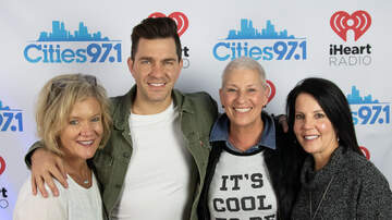 Cities 97.1 Gives Back Blog - PHOTOS: Andy Grammer M&G