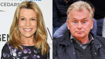image for Vanna White Hosts 'Wheel Of Fortune' As Pat Sajak Has Emergency Surgery