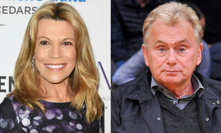 Entertainment News - Vanna White Hosts 'Wheel Of Fortune' As Pat Sajak Has Emergency Surgery
