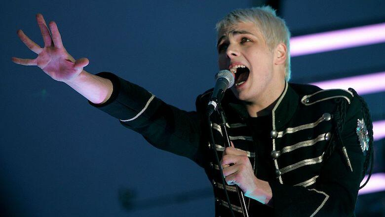 My Chemical Romance Push Back Reunion Tour Dates To 2022