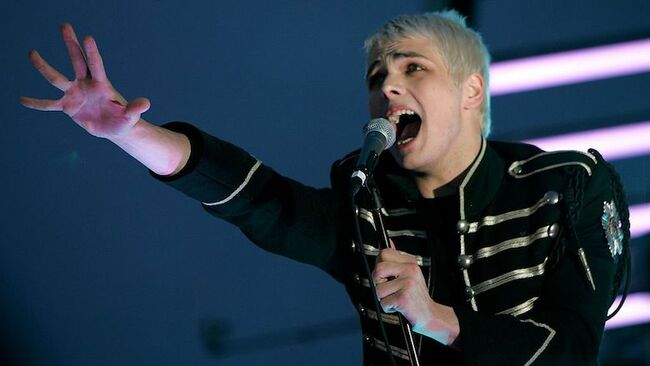 2006 MTV VMA Top Of The Rock