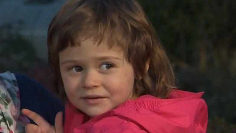 Toddler Lost In Oregon Wilderness found By Woman On Horseback And Her Dogs