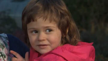 Weird News - Toddler Lost In Oregon Wilderness found By Woman On Horseback And Her Dogs