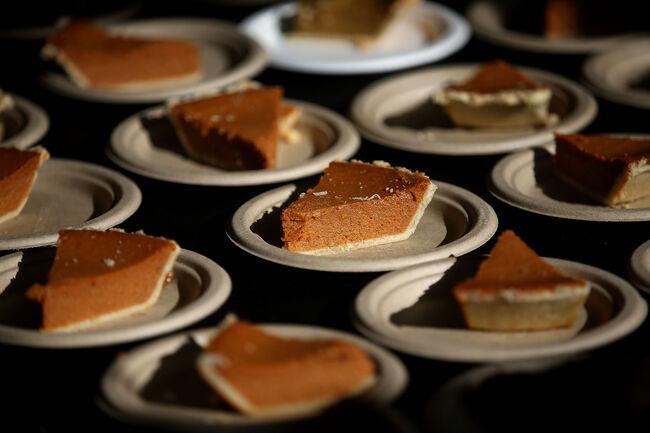 Bay Area Charities Feed The Needy Ahead Of Thanksgiving