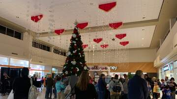 Steve - Santa's arrival at Valley Mall