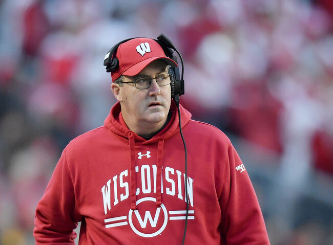 Badgers coach Paul Chryst recaps the win over Iowa