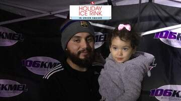 Photos - Safeway Holiday Ice Rink @ Union Square | 11.9.19