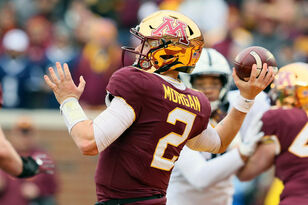 No. 13 Minnesota beats No. 5 Penn State 31-26 | KFAN 100.3 FM