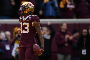 GALLERY: Gophers Upset #5 Penn State at TCF Bank Stadium