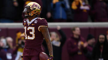 Gopher - GALLERY: Gophers Upset #5 Penn State at TCF Bank Stadium