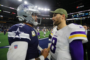 Vikings Hold On To Beat Cowboys on Sunday Night Football 28-24   KFAN 100.3