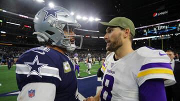 Vikings Blog - Vikings Hold On To Beat Cowboys on Sunday Night Football 28-24 | KFAN 100.3
